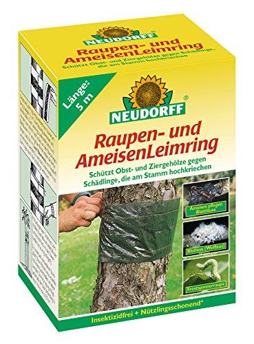 Neudorff Insektenschutz Raupen- und Ameisenleimring, 5 m
