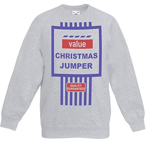 extralarge-grigio-tesco-da-cover-value-maglione-natalizio-tesco-nero-friday-sudore-shirt