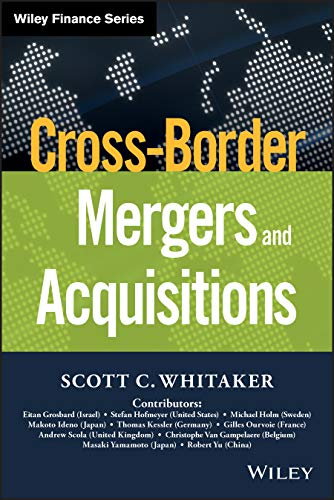 Cross-Border Mergers and Acquisitions (Wiley Finance)
