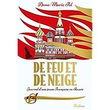 De feu et de neige (GF HISTORIQUE) (French Edition)