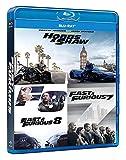 Locandina Fast & Furious: Hobbs & Shaw Collection (Box Set) (3 Blu Ray)