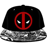 Marvel Deadpool Snapback – Gorra