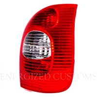 9T1613404AD Right Side Rear Tail Light Lamp REAR LAMP LENS 5103002 5103001 9T16 13404 AC by TK Car Parts