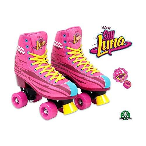 Soy Luna Training Rollschuhe Skates 36 - 37 ylu32000