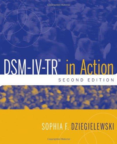 dsm-iv-tr-in-action