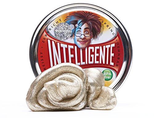 Intelligente Knete Edelmetalle (Platinum)