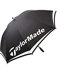 "TaylorMade 2017 TM 60"" Lightweight Single Canopy Mens Golf Umbrella"