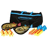 Speedminton Sport Big Set, colour azul/naranja/púrpura, 400128