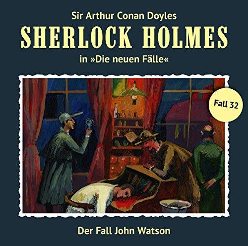 Sherlock Holmes - Die neuen Fälle (32) Der Fall John Watson (Maureen Butcher) Romantruhe 2017