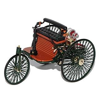 alles-meine.de GmbH Mercedes-Benz Patent Motorwagen 1886 Grün 1/18 Norev Modell Auto