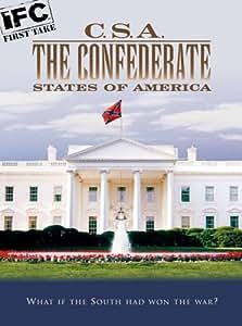 Csa: The Confederate States of America [DVD] [2006] [Region 1] [US Import] [NTSC]