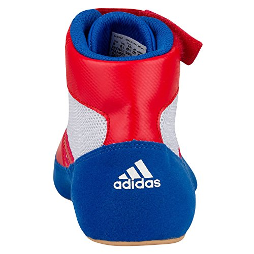 adidas , Chaussons montants homme Blanc - White/Red/Blue
