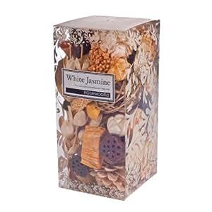 Rosemoore Pot pourri parfum jasmin blanc