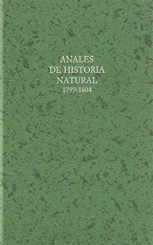 Anales de Historia Natural, 1799-1804: 3 por Joaquín Fernández Pérez