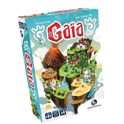 Gaïa - Blackrock Edtions