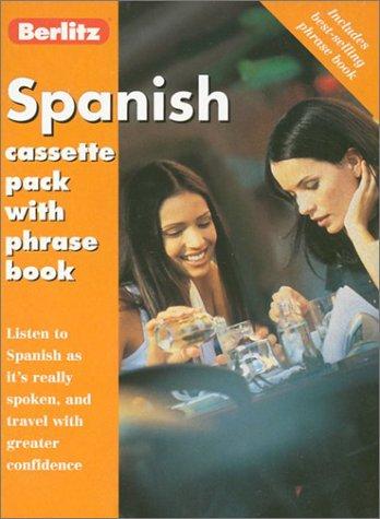 Berlitz Spanish Cassette Pack (Berlitz Cassette Pack)