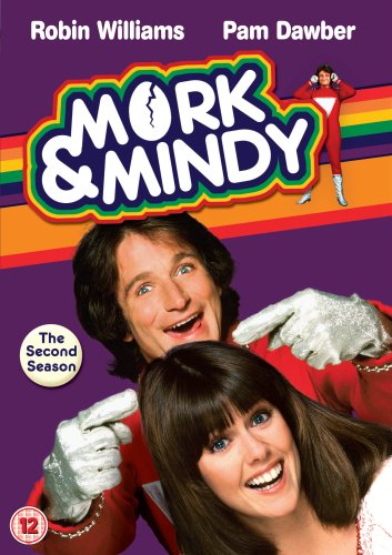 Mork & Mindy - The Second Season [1979] [DVD]