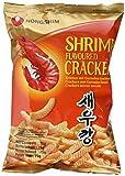 NONG SHIM Shrimps-Cracker, (Seawu Kang), 1er Pack (1 x 75 g)