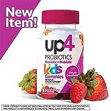 Up4 Kids Probiotic Gummies   Digestive and Immune Support   Gelatin-Free, Vegan, Non-GMO