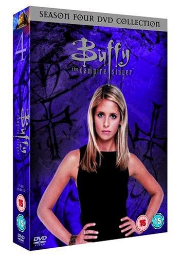 Buffy The Vampire Slayer - Season 4