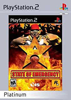 State of Emergency Platinum by State of Emergency (B00008GVNH) | Amazon price tracker / tracking, Amazon price history charts, Amazon price watches, Amazon price drop alerts