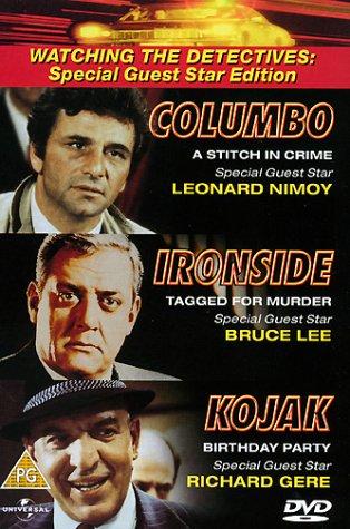 Watching The Detectives - Vol. 1 (Columbo/Ironside/Kojak)