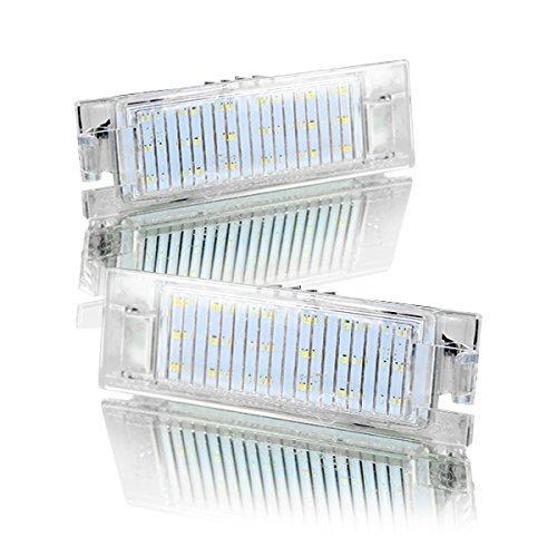 LED Kennzeichenbeleuchtung Canbus Module mit E-Zulassung V-031902