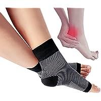 Dragang Knöchelbandage Sprunggelenk Bandagen Kompressionssocken stützt den Fuß beim Sport wie Handball,Fußball... preisvergleich bei billige-tabletten.eu