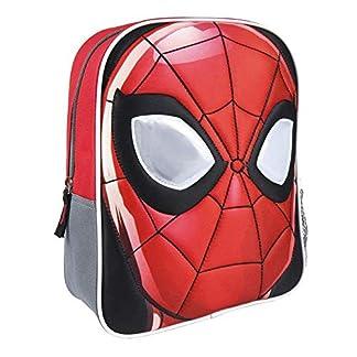 51TEDdEx LL. SS324  - Mochila Infantil Personaje Spiderman