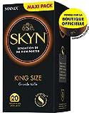 SKYN KING SIZE - 20 préservatifs Grande Taille