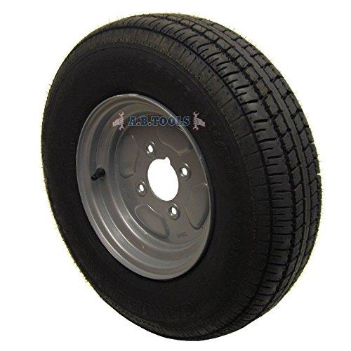 AB Tools Rad und Reifen der Anhänger 145 x 10 4ply 4