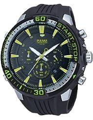 Pulsar Herren-Armbanduhr XL Pulsar X Analog Quarz Kautschuk PT3503X1