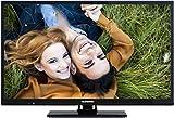 Telefunken XH24A101 61 cm (24 Zoll) Fernseher (HD Ready, Triple Tuner, DVB-T2 HD)[Energieklasse A+]