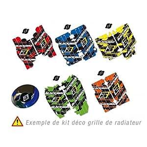 Kit deco de grille de radiateur pour honda crf 250 04-09 c... - Blackbird 781550