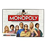 Big Bang Theory Monopoly The (Ausgabe in Spanisch)