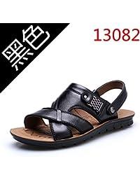 xing lin homme Sandales d'été Tongs pour homme Angleterre Clip Sandales NEUF antidérapant Sandales Cool Trend 40Blanc 9jJYZN