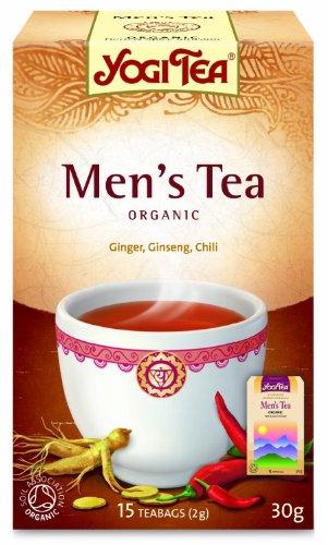 Yogi Organic Mens Tea 15 Bag(s)