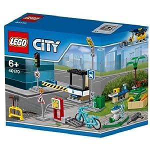 LEGO CITY 40170 SET ACCESSORI COSTRUISCO LA MIA CITTA' 5702015868372 LEGO