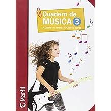 Quadern de Música - 3 (Educación Primaria) - 9788426815170
