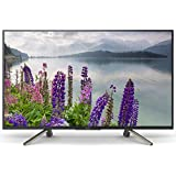 Sony 108 cm (43 Inches) Full HD Certified Android Smart LED TV KDL-43W800F (Black) (2018 model)