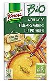 Knorr Soupe Liquide Mouliné de Légumes Variés du Potager Brique 1L