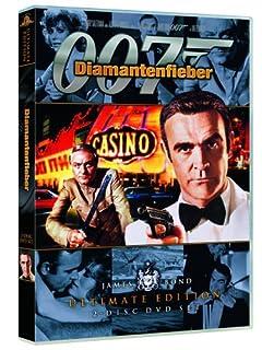 James Bond 007 Ultimate Edition - Diamantenfieber (2 DVDs)