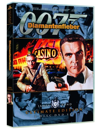 James Bond 007 Ultimate Edition - Diamantenfieber (2 DVDs)