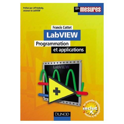 LabVIEW : Programmation et applications
