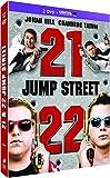 Coffret jump street : 21 jump street ; 22 jump street [FR Import]