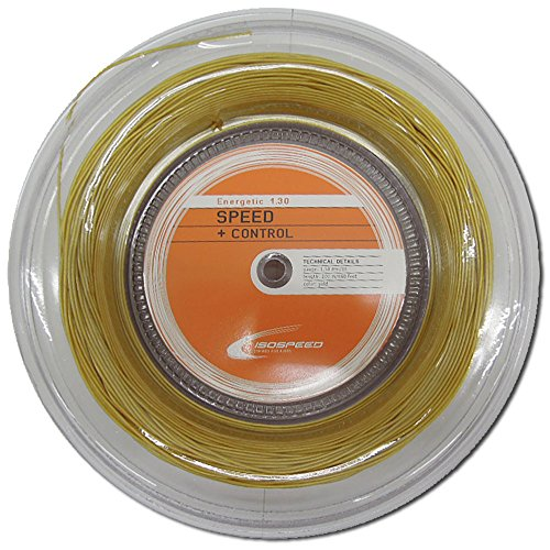 ISOSPEED Tennissaite Energetic gold, 200 m, 4002