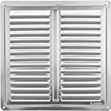 acciaio inossidabile griglia ventilazione griglia di aerazione coperchio 200x200