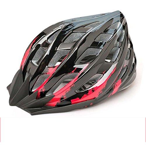 skc-high-performance-glass-fiber-skeleton-bike-helmet-integrally-molded-riding-equipment-skc-color-r