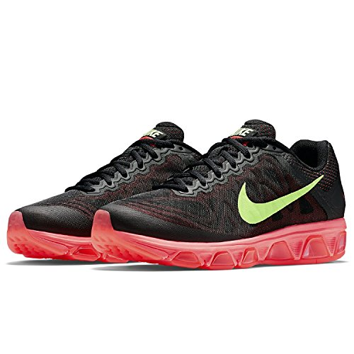 Nike Air Max Tailwind 7, Scarpe da Corsa Uomo Nero (Negro (Negro (Black/Volt-Hot Lava-Lava Glow)))