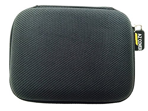 AZ-Cover EVA Molded Semi-rigid Shell Compact Carrying Case (Black) for Sony DSC-RX100 20.2 Point & Shoot Digital Camera + Free LCD Screen Protector  available at amazon for Rs.1609